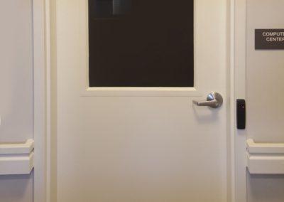 Half Lite Door