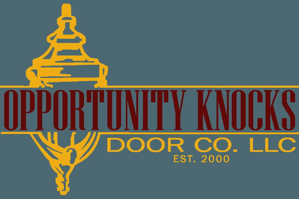 Opportunity Knocks Door Company